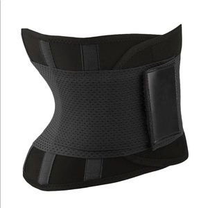Black waist shaper belt size 2XL